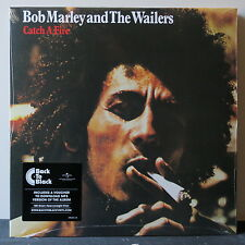 BOB MARLEY & THE WAILERS 'Catch A Fire' 180g Vinyl LP + Download NEW & SEALED