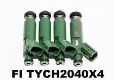 Fuel Injectors forToyota 00-05 MR2/00-04 Corolla/00-05 Celica 23250-22040 4 PCs