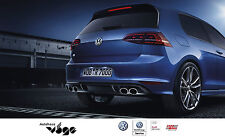 VW Original Golf 7 VII LED  Rückleuchten Heckleuchten abgedunkelt Golf R 7  neu!