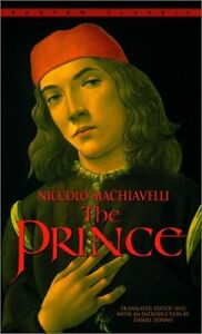 The Prince (Bantam Classics) by Niccolo Machiavelli