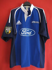 Maillot Rugby ADIDAS Auckland Blues Nouvelle Zélande Vintage Ford - XL