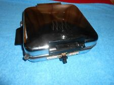 Vintage Magic Maid Waffle Iron Maker & Griddle 950 Chrome 1130 Watts