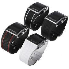Markenlose mechanisch - (automatische) Armbanduhren mit Silikon -/Gummi-Armband