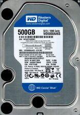 Western Digital WD5000AAKS-07A7B2 500GB DCM: HARNHT2MAB