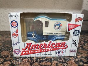1993 Toronto Blue Jays DieCast Bank, American Pastime Ertl Collectibles