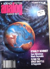 Analog Cience Fiction / Science Fact Magazine - December 1977