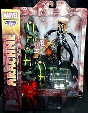 "Marvel Select 7"" Scale ARACHNE New! (Spider-Man/Spider-Woman) Rare!"
