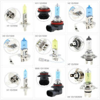 H1/H4/H7/H11 55W 100W 12V Car Front Xenon Halogen Headlight Light Lamp Bulbs