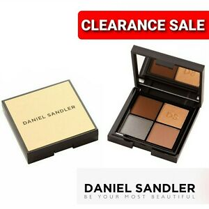 """Daniel Sandler """"Beyond Sunset"""" Eyeshadow Mirror Quad Palette  R̶R̶P̶ ̶£̶2̶2̶"""