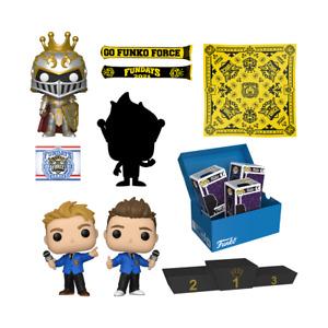 Funko Pop! Virtual Fundays 2021 Box of Fun Pop Rangers Yellow ORDER CONFIRMED