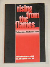 Book Albert Howard Carter - Rising from the flames - Experiences of burn victims