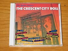 "USED/PERFECT R&B CD - VARIOUS ARTISTS - ""THE CRESCENT CITY ROLL"""