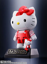 Bandai Chogokin Shima Shima Hello Kitty Red Stripe IN STOCK USA