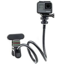 Flexible Gooseneck Clamp Mount for Victure Kitvision Action Camera