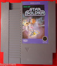 Star Soldier - Taxan - US Version - Nintendo NES - NES-SO-USA