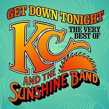 KC & THE SUNSHINE BAND GET DOWN TONIGHT: THE VERY BEST OF CD (June 30th 2017)