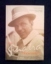 The Sinatra Treasures (Hardcover)  by Charles Pignon (Author) ISBN 0-8212-2837-4