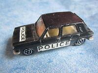 Majorette N° 234 simca 1100 ti POLICE 1/60