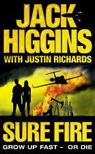 Sure Fire, Higgins, Jack, Excellent Book