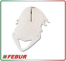 CUPOLINO PLEXIGLASS FEBUR BMW S1000RR 09-14 RIALZATO TRASPARENTE