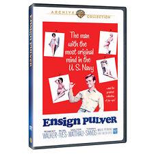 Ensign Pulver (DVD, 1964) Robert Walker, Burl Ives, Walter Matthau