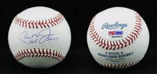 Cal Ripken Jr. SIGNED ROMLB Baseball + HOF 2007 Orioles ITP PSA/DNA AUTOGRAPHED