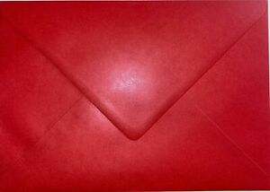 C7 Mini Pearlescent Envelopes Small Greeting Card RSVP - All Pearl Colours