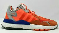 Adidas Nite Jogger GOKU Orange Solar Blue G26313 Mens 8.5 - 10 broncos run 3m