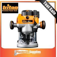 Triton MOF001 Dual Mode Precision Plunge Router 1400w