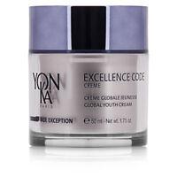Yonka Yon-Ka Excellence Code Global Youth Creme - 1.7 oz / 50 ML - New in Box