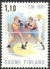 Finland 1981 Boxing Championships/Sports/Games/Fighting 1v (n23820)