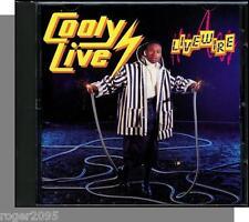 Cooly Live - Livewire - New 11 Track 1992 Rap Cd!