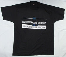 Electro-Voice Vintage T-shirt Mens Black Large - New Old Stock, Free Shipping