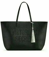 Victoria's Secret black tote shoulder bag - Brand new with tags & wrapping
