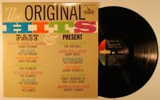Original Hits Past & Present LP EX+ 1960 Liberty Champs Ventures Fleetwoods +++
