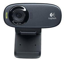 Logitech Webcam C310 • 1280 x 720 píxeles • negro • la caja de nuevo y original