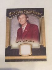 Guy LaFleur 2014 Goodwin Champions Game Used Jersey #M-GL Canadiens HOF