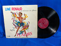 Line Renaud LP Plaisirs Pathe ATX 132 French Pressing