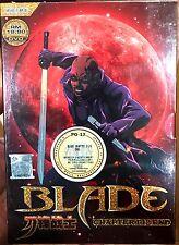 Japan Marvel Anime: Blade (Chapter 1 - 12 End) ~ DVD ~ English Subtitle ~