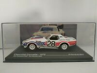 1/43 CHEVROLET CORVETTE 1972 24H LE DU MANS GREEWOOD COCHE ESCALA SCALE DIECAST