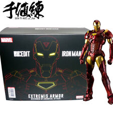 Sentinel Marvel Re: EDIT Iron Man #02 Extremis Armor Action Figure