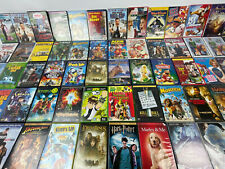 DVD Sammlung Kinder Filme 50 Stück eine große Kiste voll alle ENGLISCHSPRACHIG