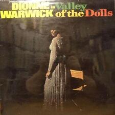Dionne Warwick(Vinyl LP)In Valley Of The Dolls-Pye-NPL 28114-UK-1960-VG+/VG+
