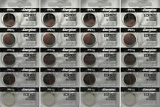 10 Energizer CR1632 Lithium Coin Cell 3V Fresh Date Code Batteries Exp: 2025