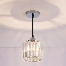 Ceiling Pendant Hanging Dinning Room Light Fixture E27 Bulb replaceable Circle