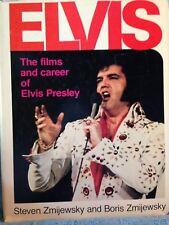 NOS 1976 ELVIS THE FILMS AND CAREER OF ELVIS PRESLEY BY STEVEN & BORIS ZMIJEWSKY