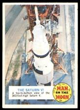 A&BC homme sur la lune 1969 - The Saturn V