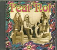 CD -  Fear Not - Fear Not (10 Songs) Word Dino & John Elefants Rec. 1993