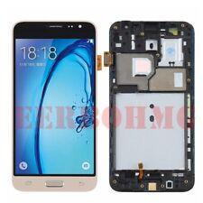 ecran pour dore Samsung Galaxy J3 2016 (J320) retina sur chassis lcd display