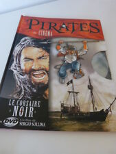 pirates et cinéma ,film le corsaire noir en dvd(cp4)
